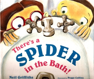 There's a Spider in the Bath.
