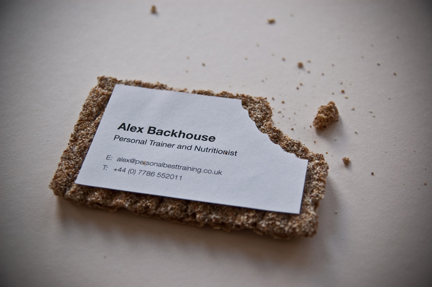 Creative Business Cards. | HalianFromPlanetZork\'s Blog